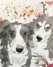 2 Pet Painting 1
