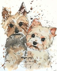 2 Pet Painting 2